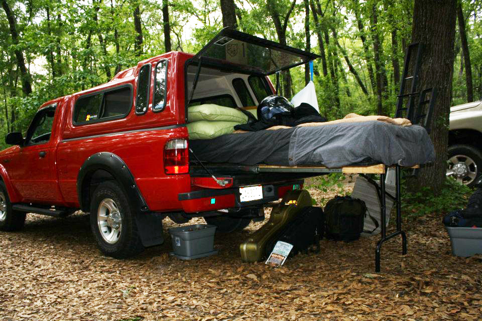 Used Pickup Truck Bed Slider